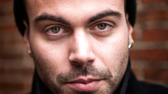 Alex Vargas er aktuel med albummet 'Cohere'.