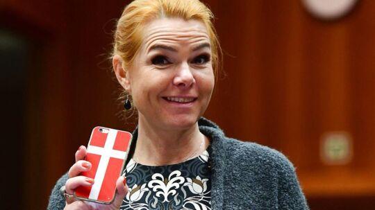 Inger Støjberg får kritik fra iventet kant
