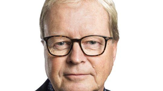 Ulrik Wilbek - Portræt til Klumme. Til BT