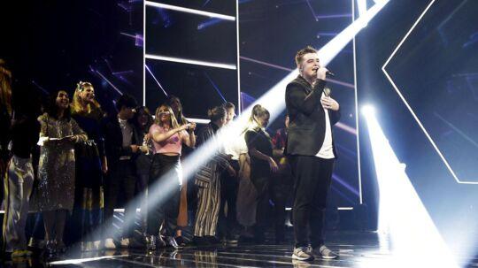 Morten Nørgaard vinder tiende sæson af det populære DR-program X Factor.