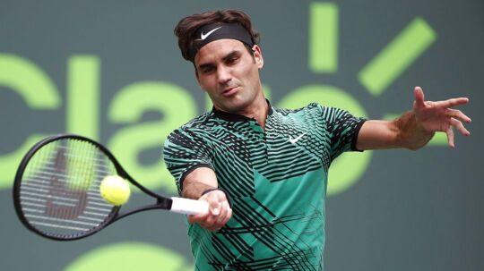 Roger Federer vandt sin tredje turneringssejr i 2017, da han i Miami Open slog Rafael Nadal i finalen.