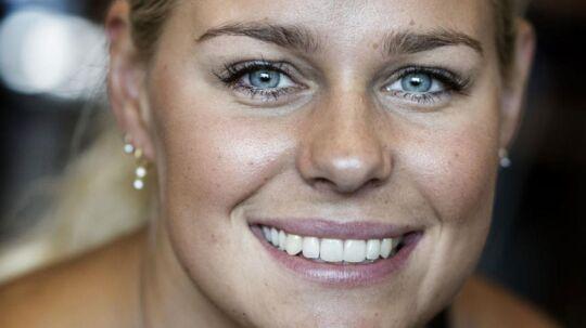 Pernille Blume skal svømme VM til sommer.
