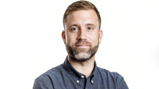 Morten Pelch, Ny søndags-klumme-skribent i BT.