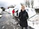 Inger Støjberg besøger flygtningelejr i Thisted Flygtninge i t