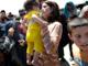 Kronprinsesse Mary besøger en flygtningelejr i Jordan x