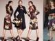 mary i tøj fra H&M