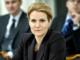 Statsminister Helle Thorning i samråd