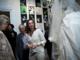 Udstilling af Janni Kjærs brudekjole