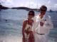Janni og Christian skilt