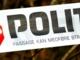Politiafspærring ARKIV