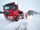 Vejfolk og Falck forbereder sig på snemasser