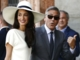 TOPSHOTS-ITALY-US-BRITAIN-PEOPLE-WEDDING-CLOONEY ankomst