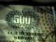 500-kroneseddel