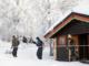 Norsk pige død af sult i hytte
