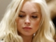 FILE USA LINDSAY LOHAN MOTOR ACCIDENT