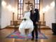 TV2 Sportens Heidi Frederikke og Jan Sigdal gifter sig i dag i Johannes Døbers Kirke.