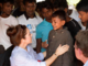 Kronprinsesse Mary besøger Myanmar