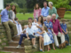 The annual family reunion of the Danish royal family at Graasten