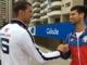 Phelps Djokovic bærende