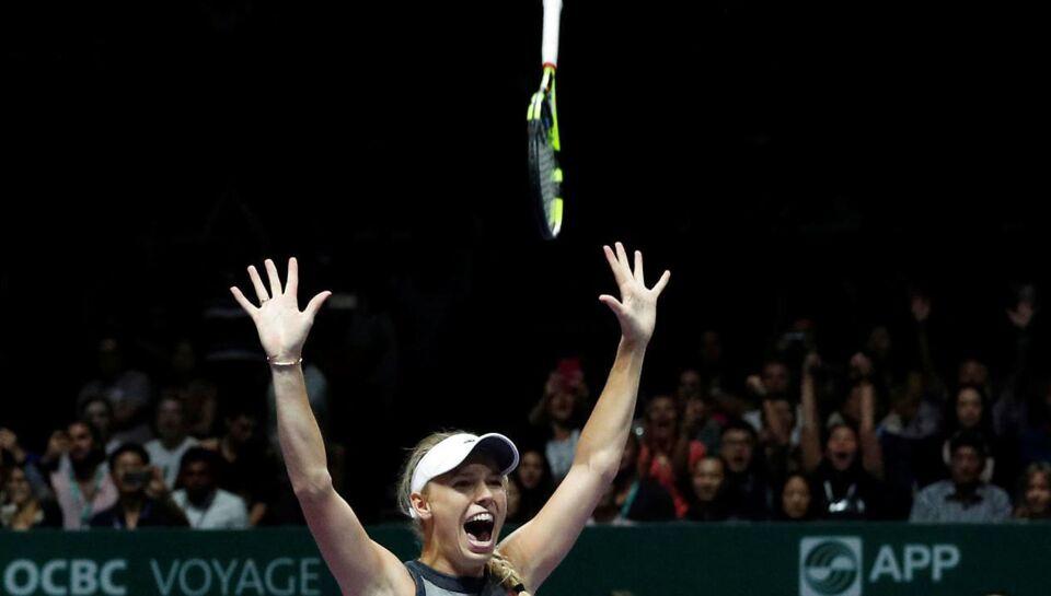 nydelse tennis stjerner kvinder
