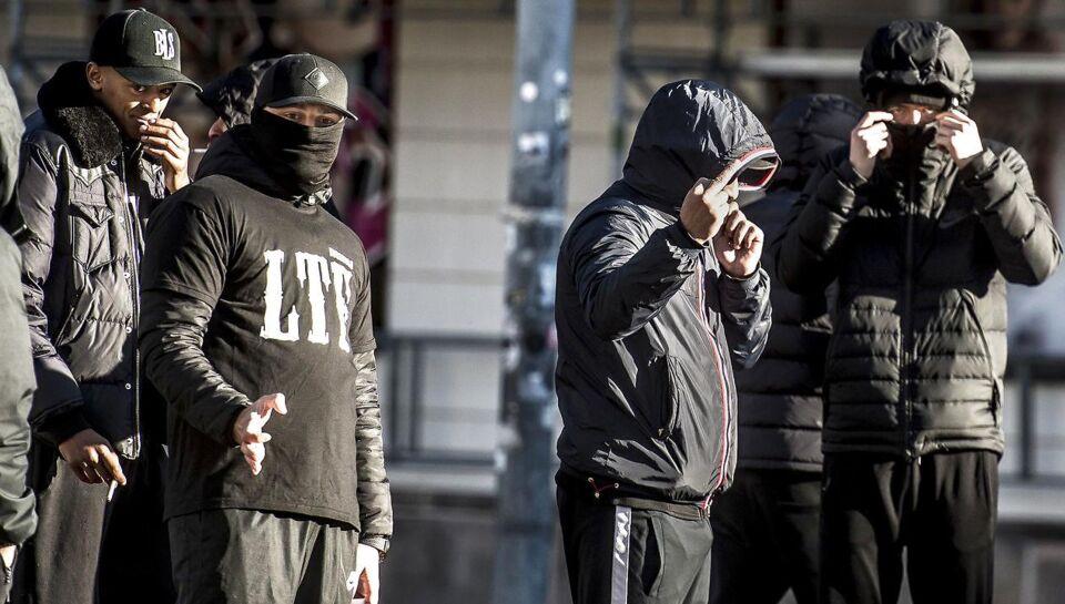Nye oplysninger om bandernes våbenhvile: 'Det vidner jo om et parallelsamfund i fuldt flor'