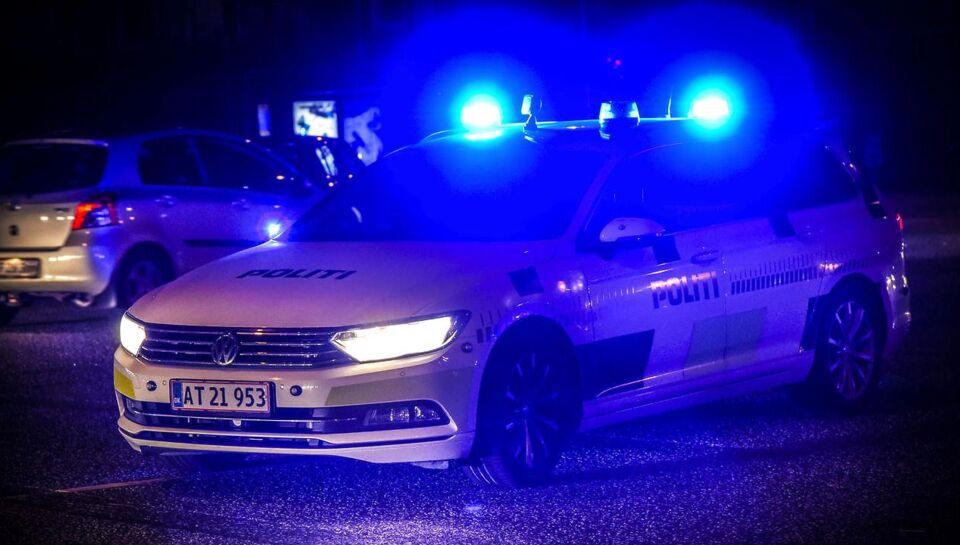 19-årig mand dræbt i frontalt sammenstød ved Varde: 53-årig mand kæmper for sit liv