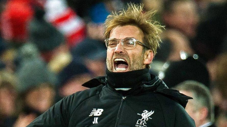 Det sagde han bare ikke!?! Liverpool-manager folder sig ud i genialt tv-interview