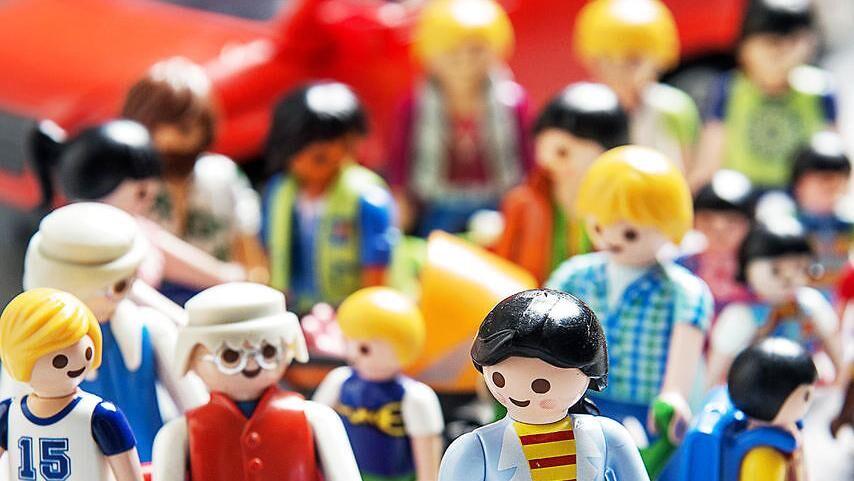 Den konkursramte britiske legetøjskæde Hamley holder ophørsudsalg.Den 258 år gamle