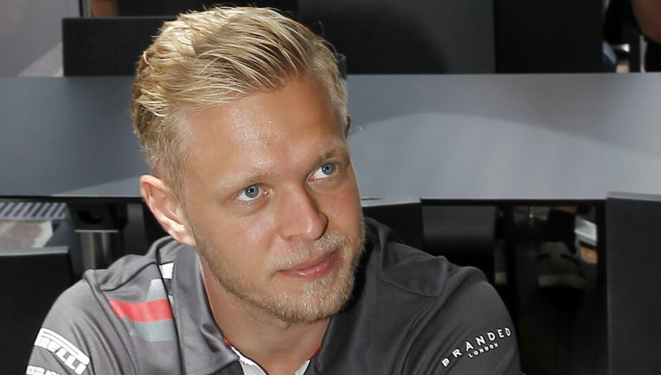 BT har mødt Kevin Magnussen inden Monacos Grand PrixHan har