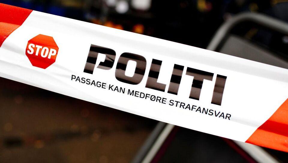 To motorcykler stødte onsdag aften frontalt sammen i Østervrå i
