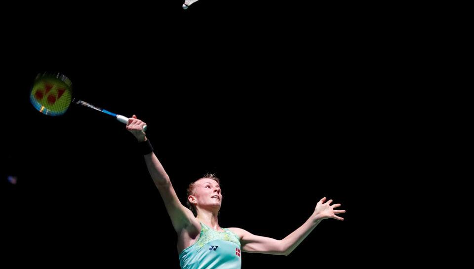 Bangkok. De danske badmintonkvinder tabte torsdag med 1-3 til Kina