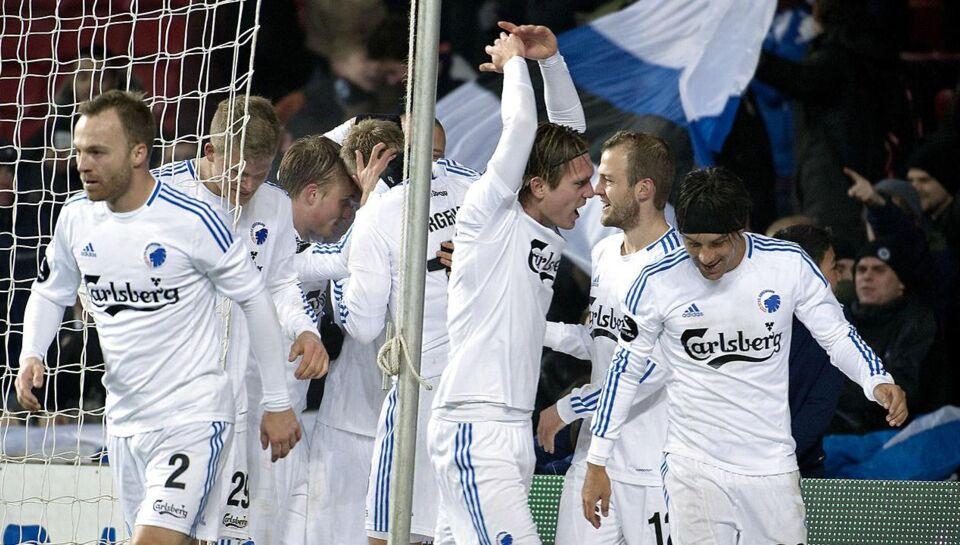 Forventningerne var store, da FC København i januar 2012 hentede