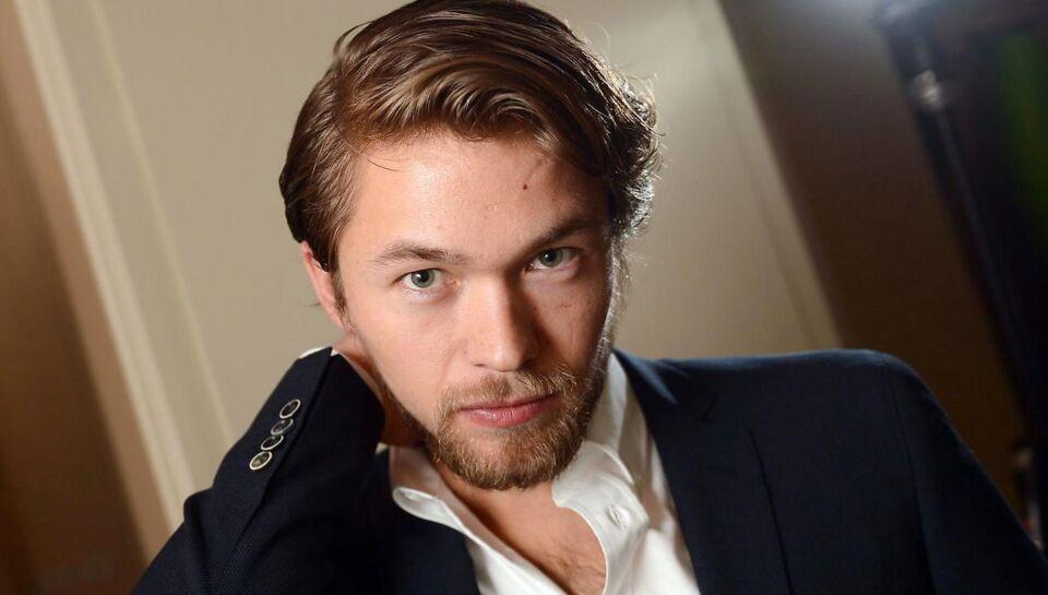 Den norske skuespiller Jakob Oftebro, der blandt andet er kendt