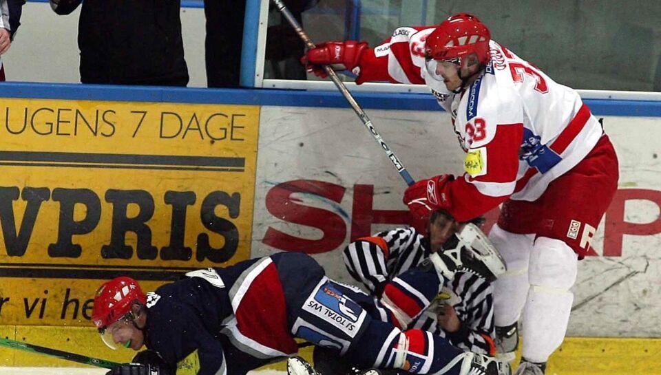 BTs Gyldne Fløjte til årets ishockeydommer uddeles for 34. gang
