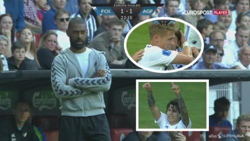 FC København vandt hjemme 4-1 over AGF fredag aften og