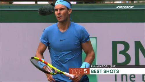 Rafael Nadal vandt sin 11. Roland Garros-sejr, efter at han