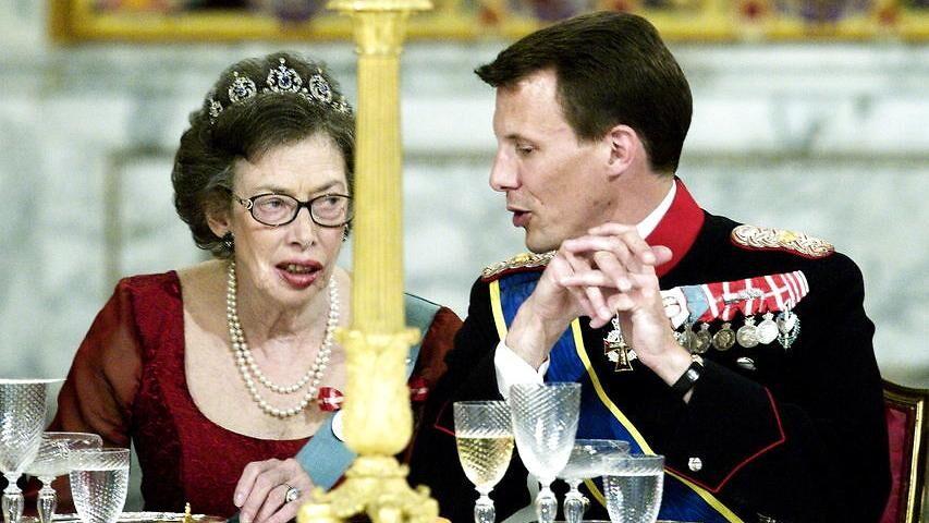Prinsesse Elisabeth accepterede sin position i det kongelige hierarki -