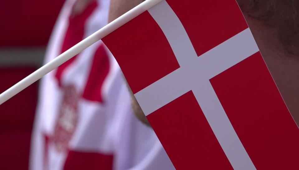Der er godt 1000 danske fans i VM-byen Samara. Og
