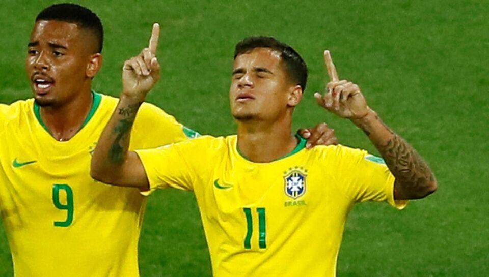 Brasilien - Costa RicaIndtil videre har kun Rusland formået at