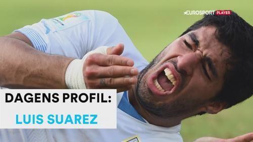 Suarez har en plettet fortid med flere skandaler på cv`et.