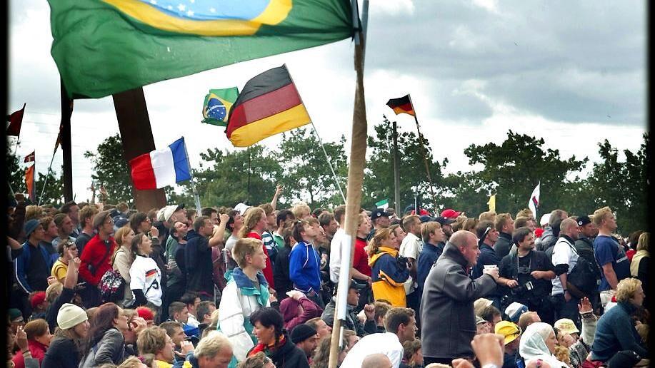 Roskilde Festival sætter en storskærm op på festivalen i år,