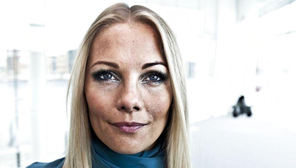Den danske eks-baronesse Caroline Fleming er knust over sin venindes