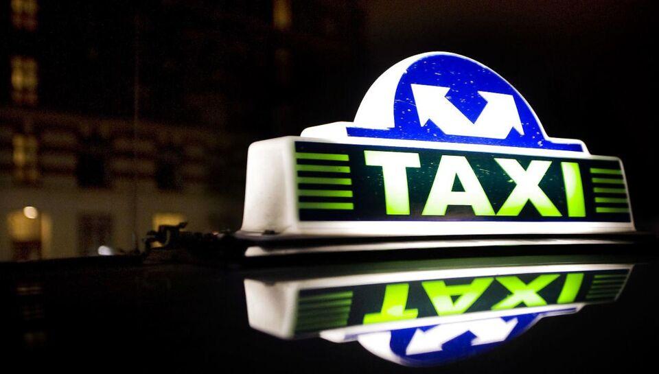 Som følge af den nye taxalov skal alle vogne skilte