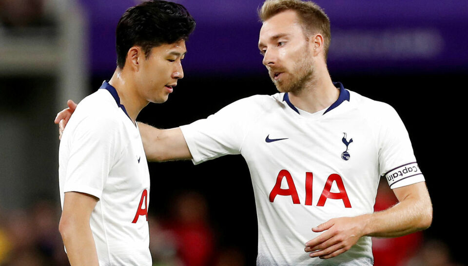 Fransk interessere for Christian Eriksen. Real Madrid begynder at røre