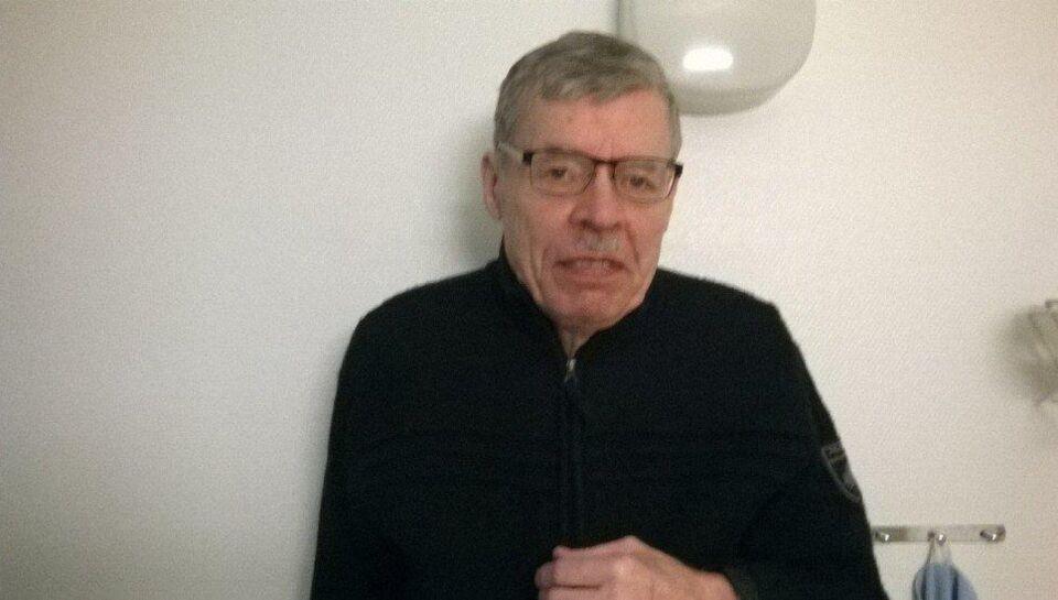 En 75-årige dement mand fra Roskilde efterlyses af politiet, efter