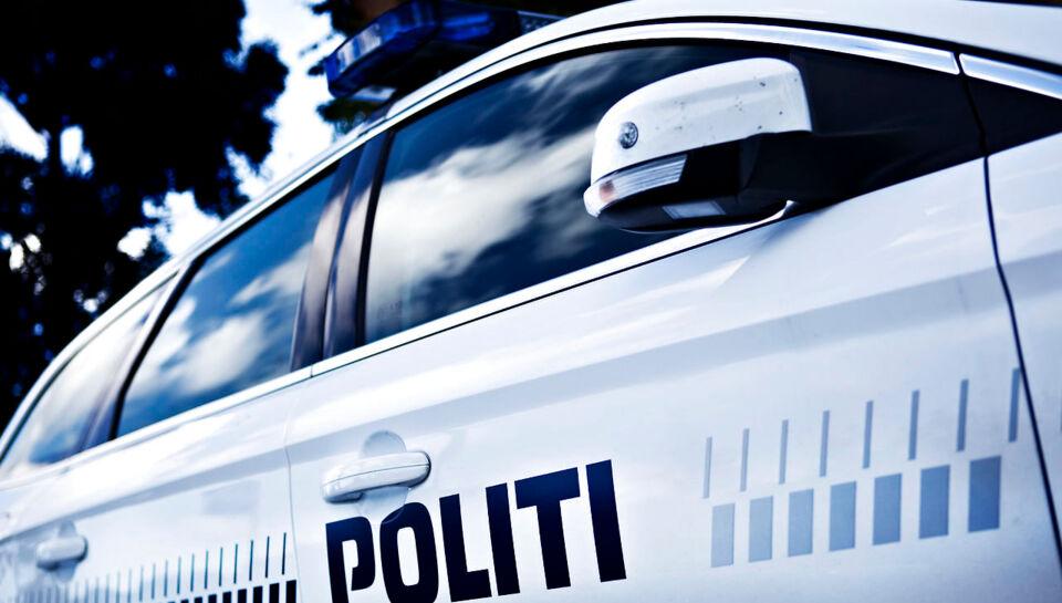 Mandag eftermiddag melder Københavns Politi på Twitter om en alvorlig