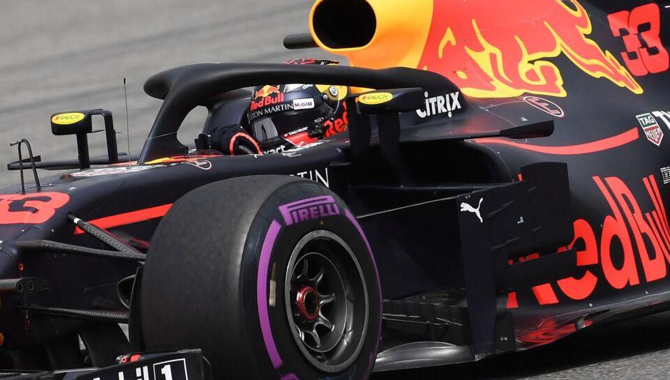 Formel 1-teamet Red Bull kommer til at stille med et