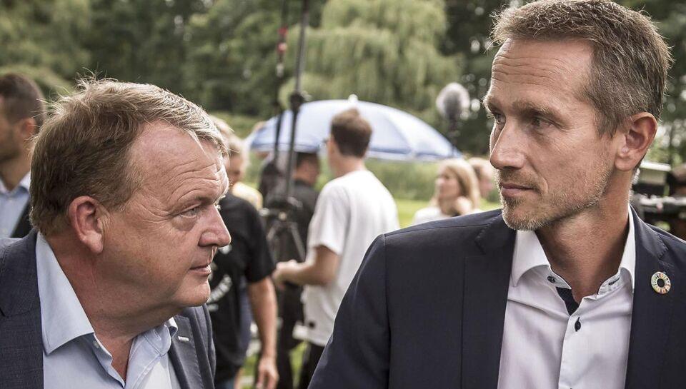 Krigen fortsætter i Venstre: Tikkende bomber