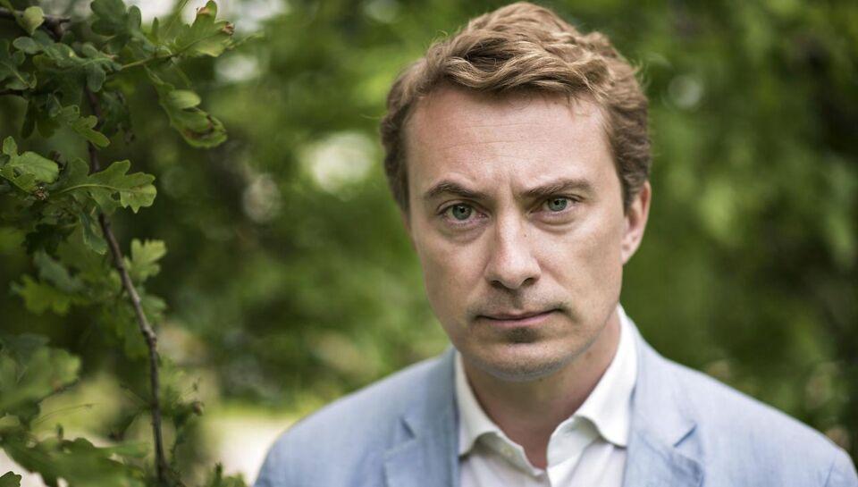 Morten Messerschmidt: Vi er meldt ud af EU inden...
