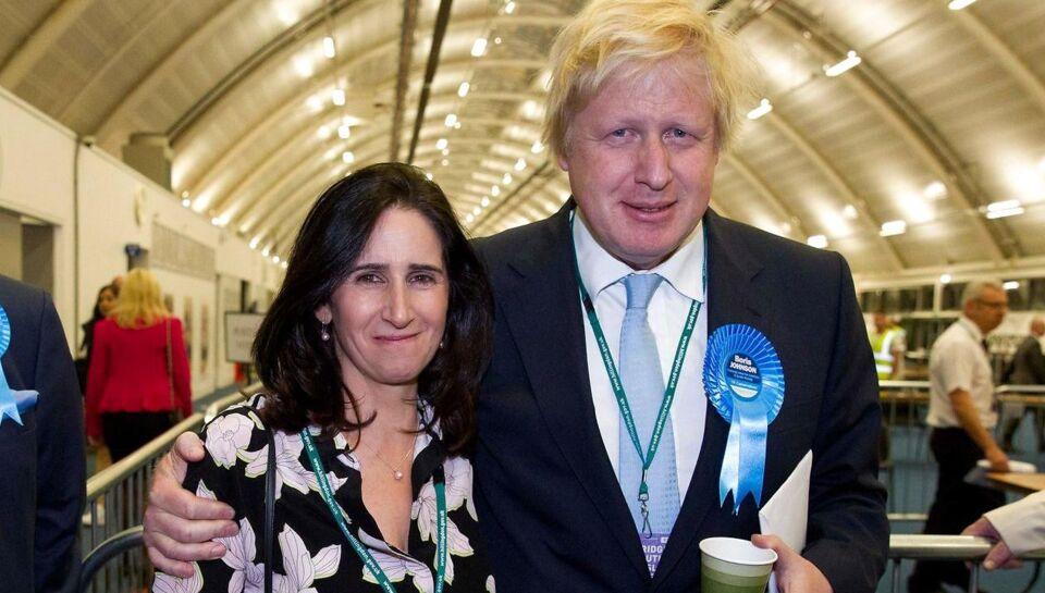 Boris Johnson skal langt om længe skilles...